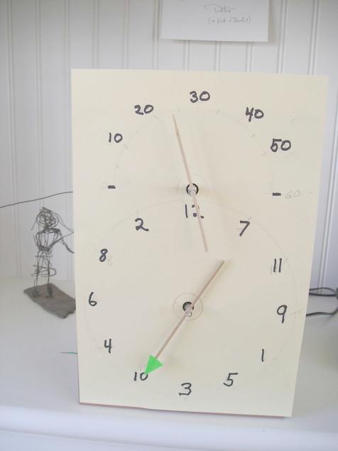 PIC based Stepper Motor Dancing Analog Clock - OpenCircuits