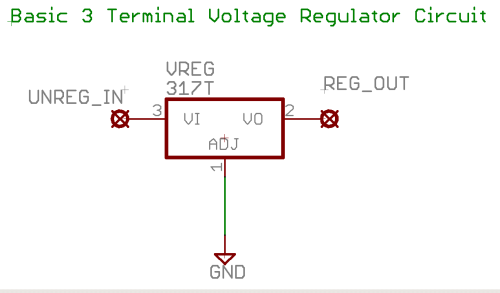 Three Terminal Regulator