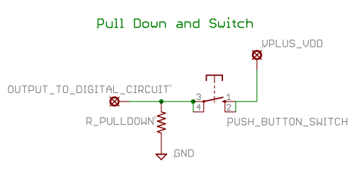 Dc Circuit >> Basic Circuit Building Blocks - OpenCircuits