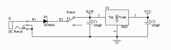 example power supply