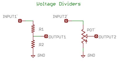 Basic Circuit Building Blocks OpenCircuits